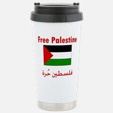 Cute Free palestine Travel Mug