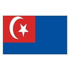 Johore Rectangle Decal