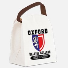 Oxford History Department Canvas Lunch Bag