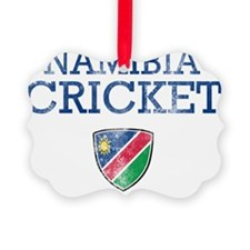 Namibian Flag Designs Ornament