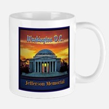 Jefferson Memorial Mugs