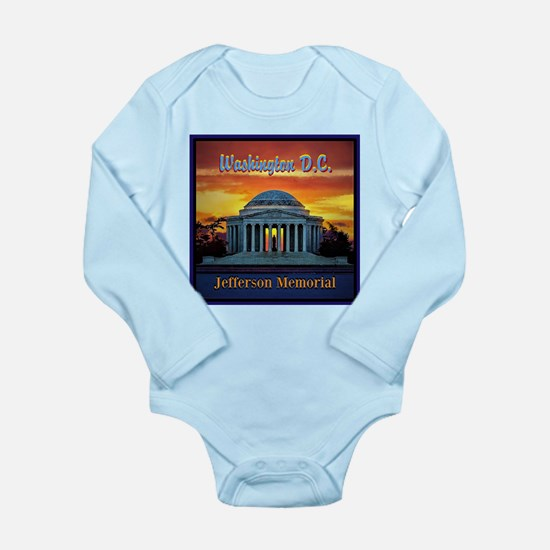 Jefferson Memorial Body Suit