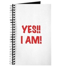 Yes I Am Pregnant Journal
