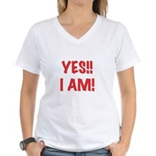 Yes I Am Pregnant Shirt