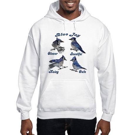 Blue Jays Hooded Sweatshirt