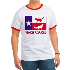 TexasCARESPocket T-Shirt