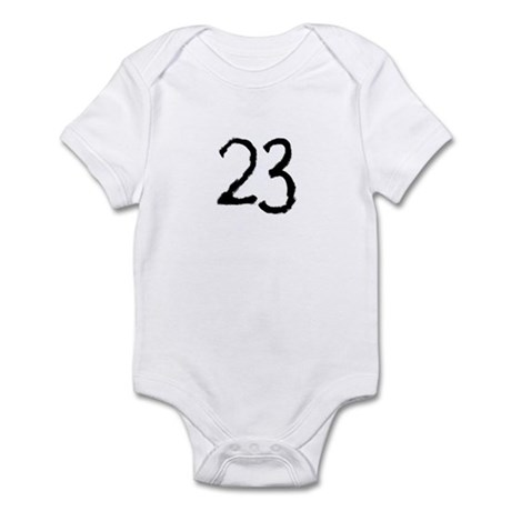 23 Infant Bodysuit