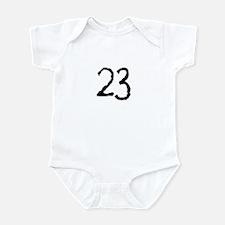 23 Infant Bodysuit