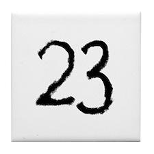 23 Tile Coaster