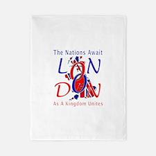 Nations await as a Kingdom unites Twin Duvet