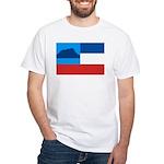 Sabah White T-Shirt