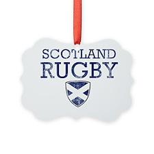 Scottish Flag shirts Ornament