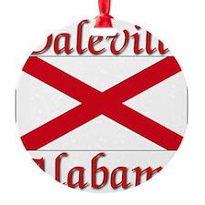 Daleville Alabama Ornament