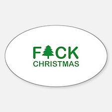 F*CK CHRISTMAS Decal