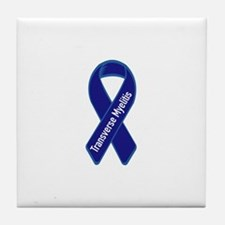 Transverse Myelitis Tile Coaster