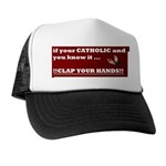 If your catholic..... Trucker Hat