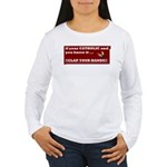 If your catholic..... Women's Long Sleeve T-Shirt