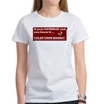 If your catholic..... Women's T-Shirt