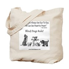 See Heart To Heart Tote Bag