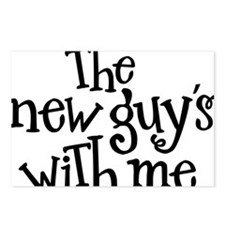 The New Guys Wtih Me Postcards (Package of 8)
