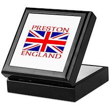Cute Preston united kingdom Keepsake Box