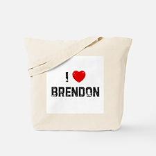 I * Brendon Tote Bag