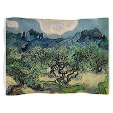 Olive Trees - Van Gogh - c1889 Pillow Sham