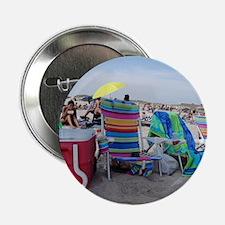 "beach 2.25"" Button"