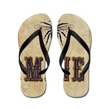 Be Mine Flip Flops