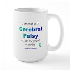 """Cerebral Palsy Pride"" Mug"