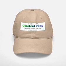 """Cerebral Palsy Pride"" Baseball Baseball Cap"