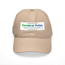 """""""Cerebral Palsy Pride"""" Baseball Cap"""