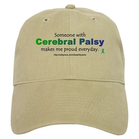 """""""Cerebral Palsy Pride"""" Cap"""