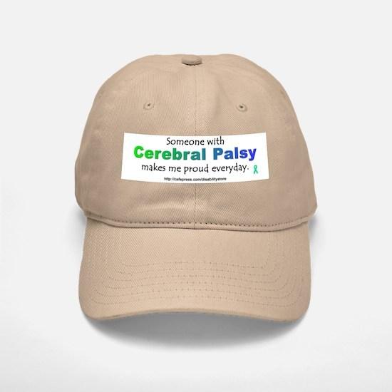 """""""Cerebral Palsy Pride"""" Hat"""