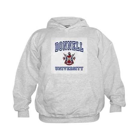 DONNELL University Kids Hoodie