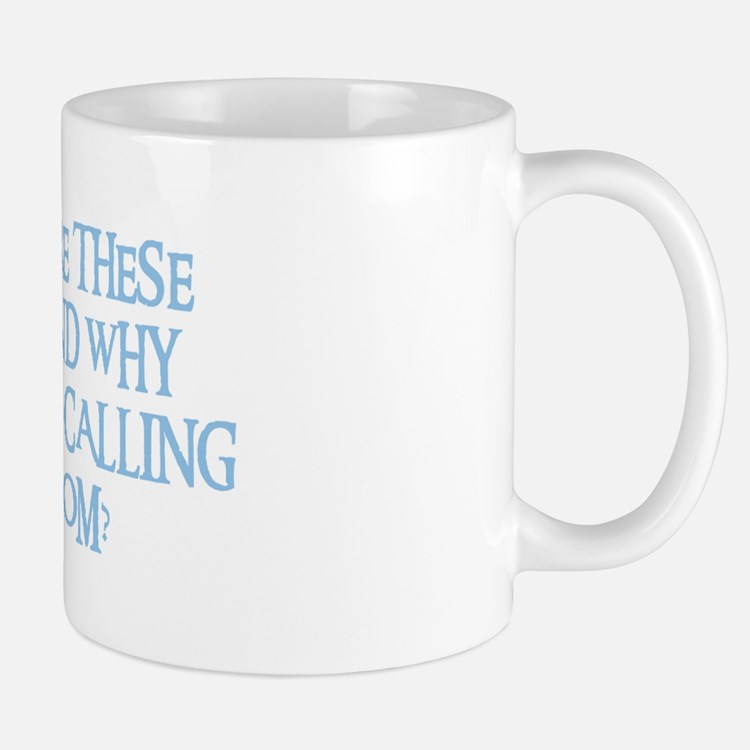 WHO ARE THESE KIDS Mug