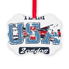 Team USA London Ornament