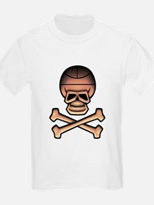 Hoops Pirate Kids T-Shirt