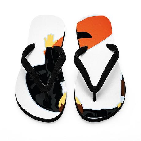 Skeet Surfin Flip Flops