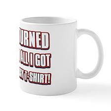 33 yrs Mug