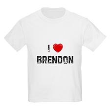 I * Brendon Kids T-Shirt