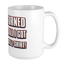 41 yrs Mug