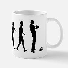 Rabbit-Petting2 Mug