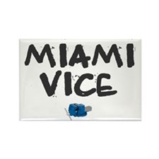 MIAMI VICE Rectangle Magnet