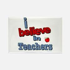 ... teachers Rectangle Magnet