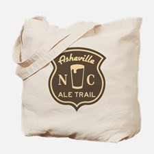 Asheville Ale Trail Logo Tote Bag