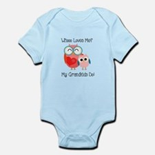 Owl Grandkids Infant Bodysuit