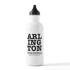 US CITIES - ARLINGTON, Water Bottle