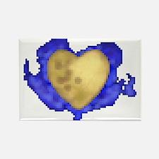HeartsCraft Rectangle Magnet