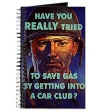 HAVE YOU REALLY TRIED TO SAVE GAS BY GETTI Journal